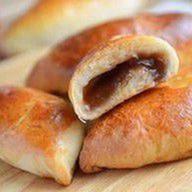 Пирожки со сладкой начинкой Фото