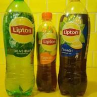 Чай холодный Липтон Фото