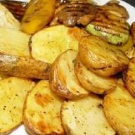 Картофель (маринад) Фото