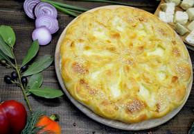 Осетинский пирог с сыром Уалибах - Фото