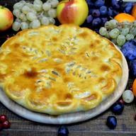 Осетинский пирог с яблоками по-домашнему Фото