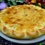 Осетинский пирог с картошкой Картофджин Фото