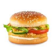 Двойной чикенбургер Фото