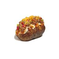 Картофель с бразильской начинкой Фото