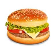 Чизбургер люкс Фото