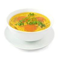 Куриный суп Фото