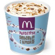 Макфлурри Де Люкс карамельно-шоколадное Фото