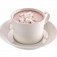 Какао с зефиром Фото