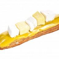 Эклер банановый Фото