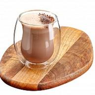 Шоколадный раф кофе Фото