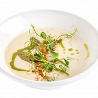 Крем-суп из сельдерея и пастернака Фото