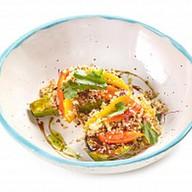 Авокадо на гриле Фото