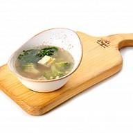 Суп с брокколи и куриным мясом Фото