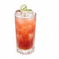 Лимонад клубника-бузина-огурец Фото