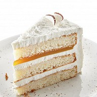 Торт Кокос-манго-маракуйя Фото