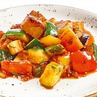 Рагу из овощей Фото