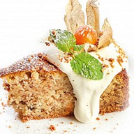 Медово-ореховый пирог Фото