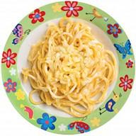 Спагетти с сыром Фото
