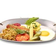 Немецкий завтрак Фото