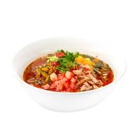 Холодный корейский суп Фото