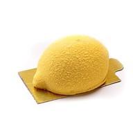 Пирожное лимон/миндаль Фото
