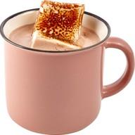 Соленая карамель с жареным зефиром Фото