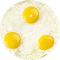 Яичница глазунья Фото