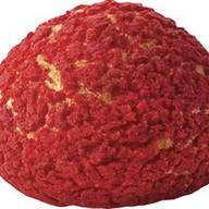 Шу Каллини красное пирожное Фото