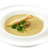 Суп-крем из брюссельской капусты Фото