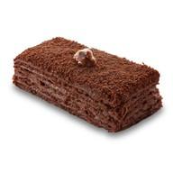 Шоколадный наполеон Фото