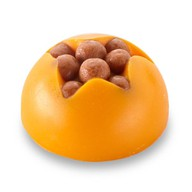 Конфета апельсин Фото