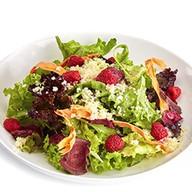 Большой зеленый салат Фото