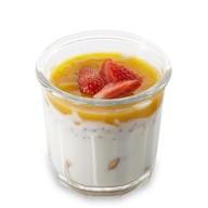 Домашний йогурт с манго Фото