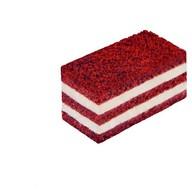 Десерт Красный бархат Фото