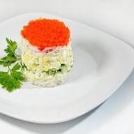 Калифорния салат Фото