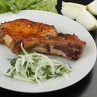Шашлык из свинины (корейка) Фото