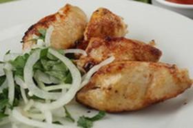 Шашлык куриное филе - Фото