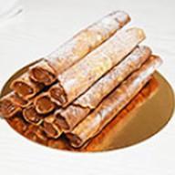 Трубочки со сгущенкой Фото