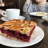Пирог Зимняя вишня Фото