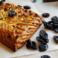 Пирог с черносливом (заказ за 1 день) Фото