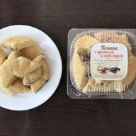 Печенье с шоколадом и арахисом Фото