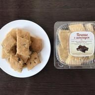 Печенье с шоколадом Фото
