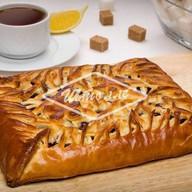 Пирог с брусникой (заказ за 1 день) Фото