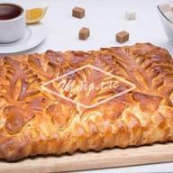 Пирог с капустой Фото