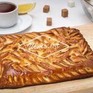 Пирог с курагой постный(заказ за 1 день) Фото