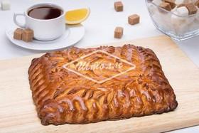 Пирог с лимоном - Фото