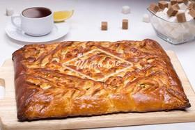 Пирог с яблоками (заказ за 1 день) - Фото