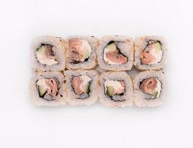Жареный лосось - Фото