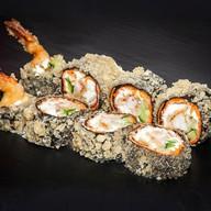 Темпура с лососем и креветкой (без риса) Фото
