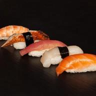 Классический суши сет Фото